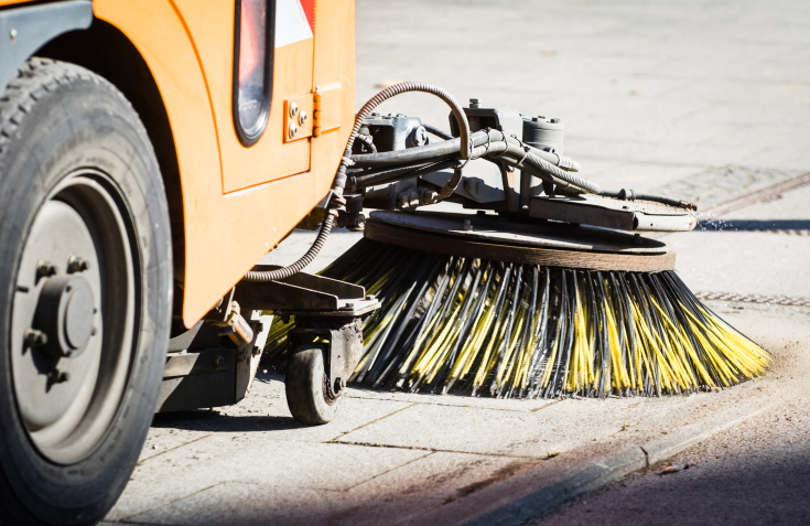 Gutter Cleaning for Commercial Properties