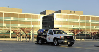 Parking lot cleaning services in Mountain View for your business.