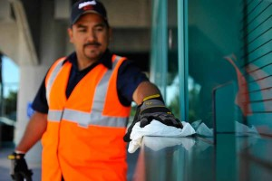 Day Porter services by Universal Site Services