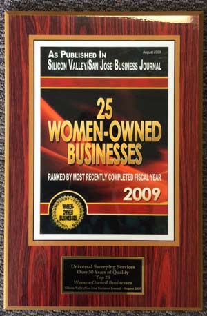 Universal Site services - Women Owned Businesses