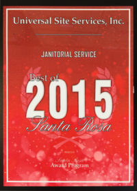 UNiversal Site Services Best of Janitorial Service
