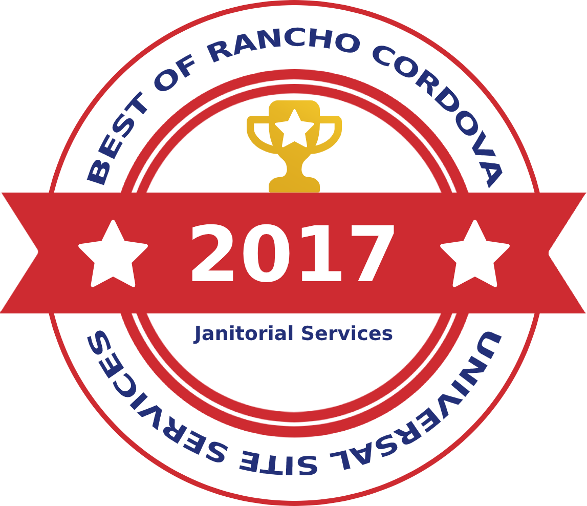 Best of Rancho Cordova 2017 - Janitorial Services