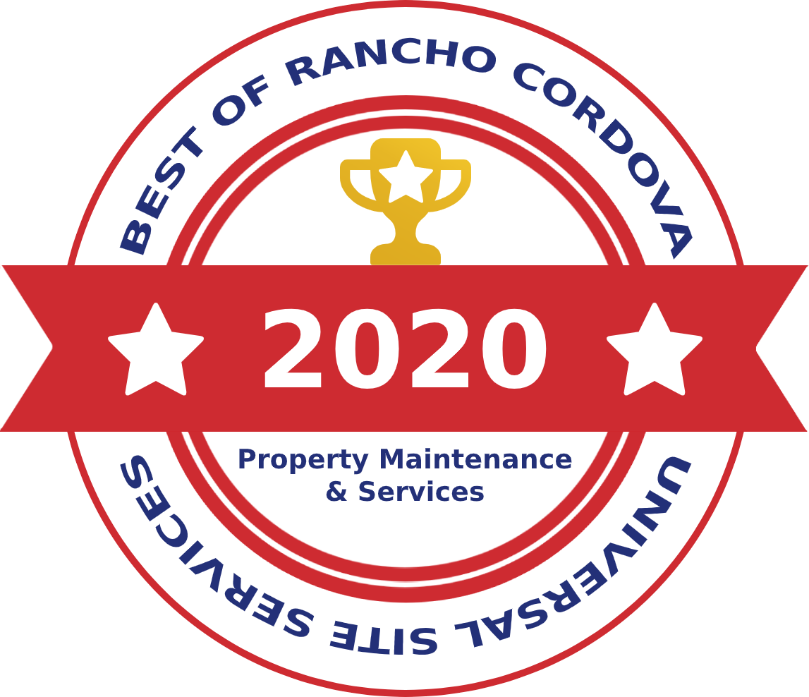 Best of Rancho Cordova 2020 - Property Maintenance & Services