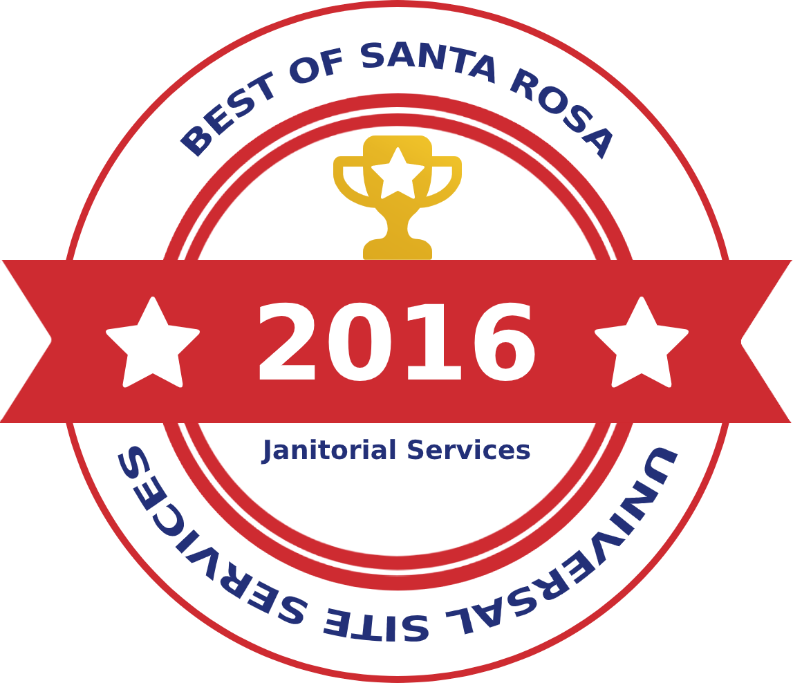 Best of Santa Rosa 2016 - Janitorial Services