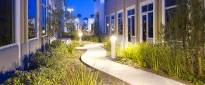 Poway landscaping pathway